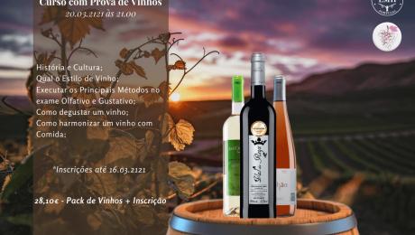 Curso de Prova de Vinhos